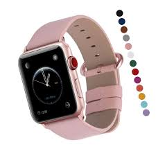 details about fullmosa compatible apple watch band 44mm 42mm 40mm 38mm calf leather smart w