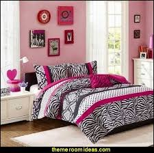 Zebra Bedroom Decorating Ideas Simple Decoration