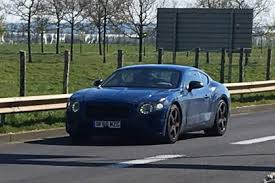 2018 bentley models. delighful 2018 the upcoming continental gt u2013 which is expected to hit showrooms in 2018  set for a larger overhaul as bentley looks up its game against ever more  in bentley models
