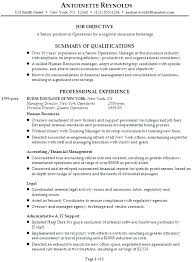 Insurance Agent Job Description For Resume Plus Objective Examples For  Resumes Template 11 Insurance Broker Job ...