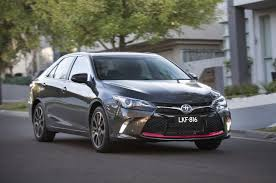 2016 Toyota Camry on sale in Australia from $26,490 | PerformanceDrive