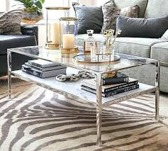 tanner marble rectangular coffee table pottery barn dining metropolitan round fee griffin reclaimed wood pine for nesting
