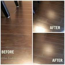 keeping my dark laminate floors smudge free the easy way so today i