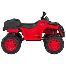 12v kids atv quad red best choice products