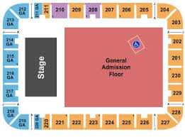 Us Cellular Seating Chart Asheville Exploreasheville Com Arena At U S Cellular Center Tickets