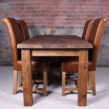Original Solid Wood Dining Table Look Classic Dreamehome