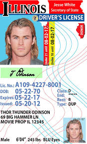 Scannable Best Illinois Idviking Old Drivers Ids Fake il Id License - Under 21
