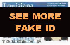 Id License Drivers Id Louisiana - Novelty Fake Review Template With Free