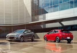 Тройное обновление от Chevrolet Spark Cruze и Malibu