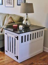 How to make a dog crate Wood Adorable End Table Dog Crate Diy And Best 25 Dog Crate End Table Ideas On Home Goodwill Akron Adorable End Table Dog Crate Diy And Best 25 Dog Crate End Table