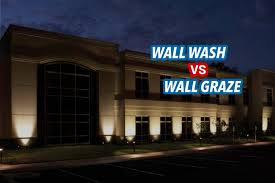 wall washing or wall grazing what s