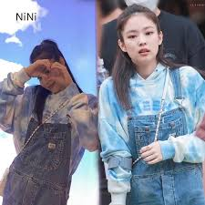 same Jinzhini dye / <b>2020 autumn sweater</b> for tie winter Jennie style ...