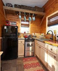 Small Picture Wind River Tiny House Tiny House with Full Kitchen
