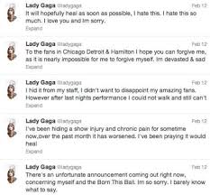 Born This Way Ball Cancellation Could Cost Lady Gaga 30