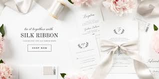 wedding invitations modern wedding invitations, wedding programs Ribbon On Wedding Invitation ribbon wedding invitations tying a ribbon on a wedding invitation