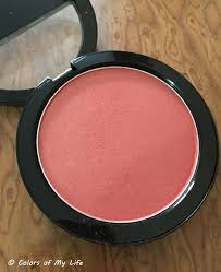 this blush is soo pigmented and it is one of the softer shades in the range so i can t even imagine how pigmented the darker shades are