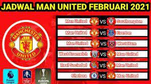 Kapan old trafford di hiasi oleh penggemar lagi? Jadwal Manchester United Bulan Februari 2021 Youtube