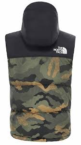 <b>Жилет</b> мужской <b>The North Face</b> 1996 Retro Nuptse Burnt Olive ...