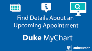 View Upcoming Appointment Details
