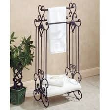 floor towel rack. Aldabella Tuscan Slate Bath Towel Rack Stand Floor Towel Rack