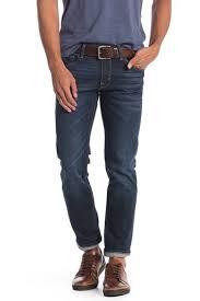 Vigoss Lennon 341 Straight Leg Jeans Size 33 Nordstrom