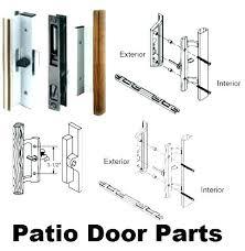 sliding glass door latch sliding door handles replacement sliding glass door handles replacements sliding glass door
