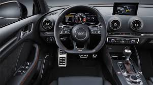 2018 audi virtual cockpit. exellent audi the 2018 audi rs 3 features audiu0027s virtual cockpit virtual cockpit puts  all your vital information right in front of you on the dash for audi c