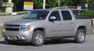 Chevrolet Avalanche - Simple English Wikipedia, the free encyclopedia