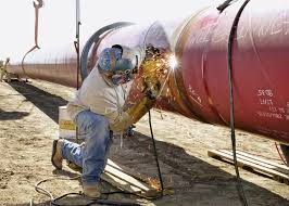 Welding Pipeline Prime Connections North American Oil Gas Pipelines