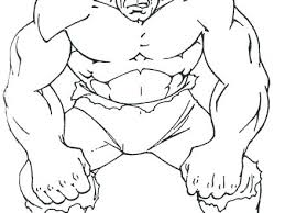 Printable Hulk Coloring Pages Girls Coloring Book Danaverdeme