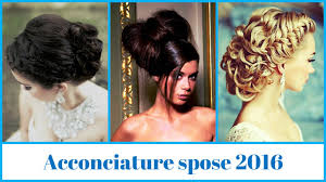 Acconciature Spose 2016 Youtube