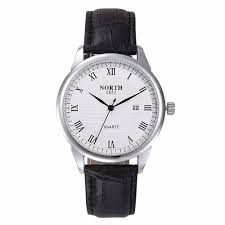 aliexpress com buy classic vintage men luxury brand north aliexpress com buy classic vintage men luxury brand north watches men dress watch montre homme relojes genuine leather wristwatch relogio masculino from