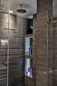 the best examples of the usefulness of a niche is in the shower walls here you can simply build into the wall any shape or size box and tile over it