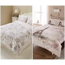 Paris Bedding   eBay & Romantic Paris Duvet Quilt Cover Bedding Set, Latest Designs, All sizes!  Bargain Adamdwight.com