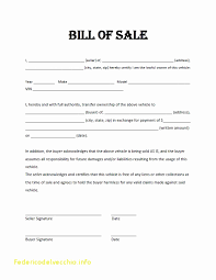 Free Auto Bill Of Sale Template Pictures In Gallery Download Bill