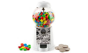 MM Candy Vending Machine Awesome MM Dispenser Machine With 48lb Of MM's Groupon