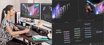 Motion Graphics Graphic Design For Broadcast And Film Fusion 16 Broadcast Graphics Blackmagic Design
