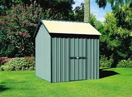 skillion roof garden shed
