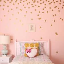 Gold Dots Muursticker Baby Nursery Stickers Decals Home Decor in Gold Dots  Muursticker Baby Nursery Stickers