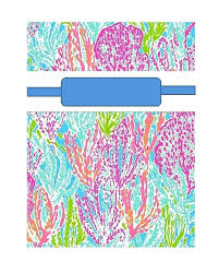 Printable Binder Cover Templates Monogram New Template Free Covers