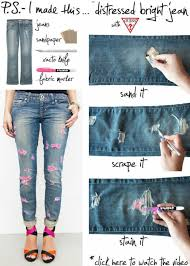 Decorate Your Own Clothes 24 Stylish Diy Clothing Tutorials Style Motivation