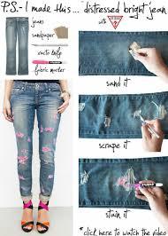 24 stylish diy clothing tutorials