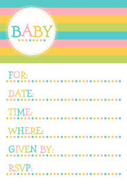 Free Baby Shower Invitations Printable 25 Adorable Free Printable Baby Shower Invitations