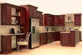 kitchen color ideas for cherry cabinets manujithme