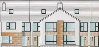 houses plan approved despite objections from neighbouring estate