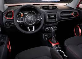 2018 jeep accessories. plain jeep the renegade latitude trim model adds a fiveinch touchscreen display  bodycolored door handle automatic headlights roof rails rood  on 2018 jeep accessories