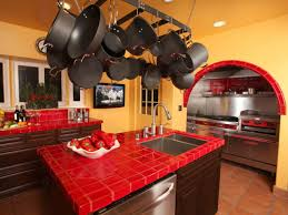 Granite Kitchen Tiles Tile Kitchen Countertops Pictures Ideas From Hgtv Hgtv