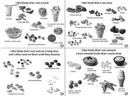 food texture essment and preference