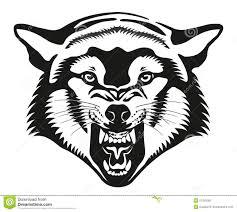 голова волка картинки
