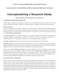 Research Problem Statement Examples 3 Conceptualizing A Research Study Mch 617 Studocu